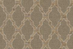 9057 cikkszámú tapéta.Absztrakt,geometriai mintás,barna,súrolható,vlies tapéta