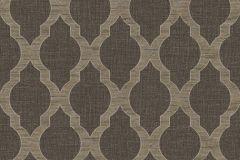 9059 cikkszámú tapéta.Absztrakt,geometriai mintás,barna,súrolható,vlies tapéta