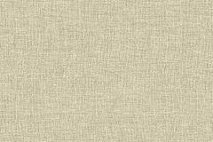 9061 cikkszámú tapéta.Egyszínű,textilmintás,bézs-drapp,zöld,súrolható,illesztés mentes,vlies tapéta