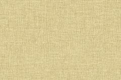 9062 cikkszámú tapéta.Egyszínű,textilmintás,bézs-drapp,sárga,zöld,súrolható,illesztés mentes,vlies tapéta