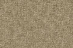 9067 cikkszámú tapéta.Egyszínű,textilmintás,barna,súrolható,illesztés mentes,vlies tapéta