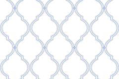 2563 cikkszámú tapéta.Absztrakt,geometriai mintás,fehér,kék,gyengén mosható,papír tapéta