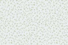 2573 cikkszámú tapéta.Barokk-klasszikus,virágmintás,fehér,kék,zöld,gyengén mosható,papír tapéta