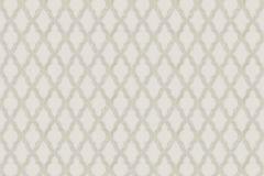 3326 cikkszámú tapéta.Barokk-klasszikus,csillámos,geometriai mintás,kockás,textil hatású,arany,vajszín,súrolható,vlies tapéta