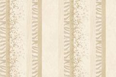 7122 cikkszámú tapéta.Absztrakt,barokk-klasszikus,különleges motívumos,természeti mintás,textil hatású,textilmintás,virágmintás,arany,pink-rózsaszín,vajszínű,súrolható,illesztés mentes,vlies tapéta