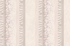 7124 cikkszámú tapéta.Absztrakt,barokk-klasszikus,különleges motívumos,természeti mintás,textil hatású,textilmintás,virágmintás,fehér,lila,pink-rózsaszín,súrolható,illesztés mentes,vlies tapéta