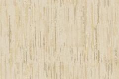 7177 cikkszámú tapéta.Absztrakt,csíkos,különleges motívumos,természeti mintás,textil hatású,arany,bézs-drapp,súrolható,vlies tapéta