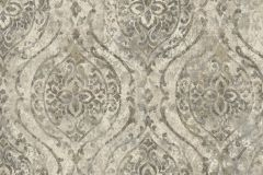 9319 cikkszámú tapéta.Barokk-klasszikus,különleges felületű,különleges motívumos,arany,barna,szürke,súrolható,vlies tapéta
