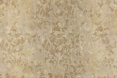 9328 cikkszámú tapéta.Barokk-klasszikus,különleges felületű,virágmintás,arany,barna,súrolható,vlies tapéta