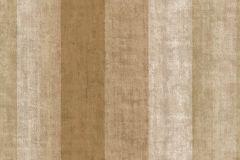 9338 cikkszámú tapéta.Csíkos,textil hatású,arany,barna,súrolható,vlies tapéta