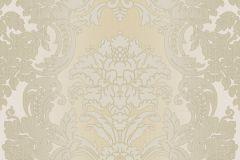 5042 cikkszámú tapéta.Barokk-klasszikus,bézs-drapp,szürke,súrolható,vlies tapéta