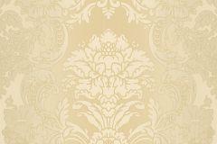5043 cikkszámú tapéta.Barokk-klasszikus,arany,súrolható,vlies tapéta
