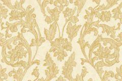 3063 cikkszámú tapéta.Barokk-klasszikus,arany,súrolható,vlies tapéta