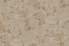 4415 cikkszámú tapéta.Egyszínű,kőhatású-kőmintás,textil hatású,barna,zöld,súrolható,vlies tapéta