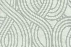 13345-20 cikkszámú tapéta.3d hatású,absztrakt,csillámos,geometriai mintás,fehér,gyöngyház,szürke,lemosható,vlies tapéta