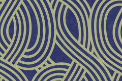 13345-50 cikkszámú tapéta.3d hatású,absztrakt,csillámos,geometriai mintás,arany,gyöngyház,kék,lemosható,vlies tapéta