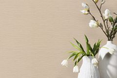 02504-70 cikkszámú tapéta.Egyszínű,különleges felületű,bézs-drapp,súrolható,illesztés mentes,vlies tapéta