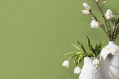 02505-10 cikkszámú tapéta.Egyszínű,különleges felületű,zöld,súrolható,illesztés mentes,vlies tapéta