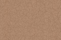 13527-30 cikkszámú tapéta.Absztrakt,csíkos,csillámos,különleges felületű,különleges motívumos,rajzolt,retro,természeti mintás,barna,narancs-terrakotta,lemosható,vlies tapéta