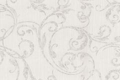 42119-30 cikkszámú tapéta.Barokk-klasszikus,csíkos,különleges felületű,különleges motívumos,rajzolt,textil hatású,virágmintás,bézs-drapp,súrolható,vlies tapéta