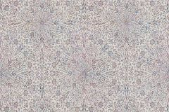 02481-40 cikkszámú tapéta.Különleges felületű,különleges motívumos,virágmintás,kék,lila,pink-rózsaszín,piros-bordó,szürke,zöld,súrolható,vlies tapéta