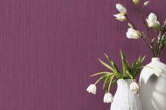 02484-80 cikkszámú tapéta.Egyszínű,különleges felületű,lila,piros-bordó,súrolható,illesztés mentes,vlies tapéta