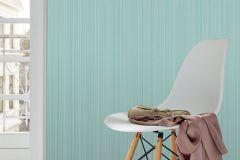 13510-00 cikkszámú tapéta.Egyszínű,különleges felületű,türkiz,lemosható,illesztés mentes,vlies tapéta