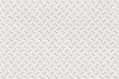 13566-70 cikkszámú tapéta.Absztrakt,különleges felületű,különleges motívumos,fehér,szürke,lemosható,vlies tapéta