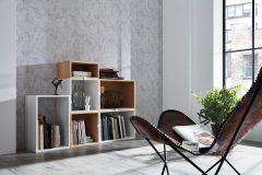 02462-30 cikkszámú tapéta.Kőhatású-kőmintás,fekete,szürke,súrolható,vlies tapéta