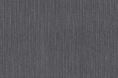 02466-40 cikkszámú tapéta.Csíkos,egyszínű,fekete,szürke,súrolható,illesztés mentes,vlies tapéta