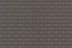02468-20 cikkszámú tapéta.3d hatású,geometriai mintás,fekete,szürke,súrolható,vlies tapéta