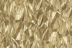 42511-10 cikkszámú tapéta.3d hatású,absztrakt,különleges felületű,különleges motívumos,arany,súrolható,vlies tapéta