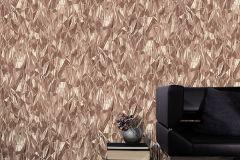 42511-40 cikkszámú tapéta.3d hatású,absztrakt,különleges felületű,különleges motívumos,bronz,súrolható,vlies tapéta
