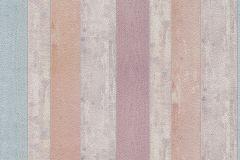 05567-10 cikkszámú tapéta.Csíkos,fa hatású-fa mintás,retro,barna,kék,lila,szürke,gyengén mosható,illesztés mentes,papír tapéta