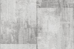 05589-20 cikkszámú tapéta.Csíkos,fa hatású-fa mintás,szürke,gyengén mosható,illesztés mentes,papír tapéta