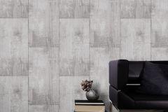 05589-30 cikkszámú tapéta.Csíkos,fa hatású-fa mintás,szürke,gyengén mosható,illesztés mentes,papír tapéta