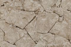 05592-30 cikkszámú tapéta.Fotórealisztikus,kőhatású-kőmintás,barna,bézs-drapp,szürke,gyengén mosható,papír tapéta