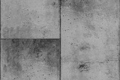 05593-10 cikkszámú tapéta.Csíkos,fotórealisztikus,geometriai mintás,kockás,kőhatású-kőmintás,fekete,szürke,gyengén mosható,illesztés mentes,papír tapéta