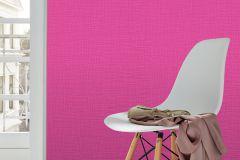 13461-30 cikkszámú tapéta.Egyszínű,különleges felületű,pink-rózsaszín,illesztés mentes,lemosható,vlies tapéta