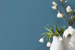 13583-10 cikkszámú tapéta.Egyszínű,különleges felületű,kék,lemosható,illesztés mentes,vlies tapéta