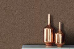 02523-40 cikkszámú tapéta.Egyszínű,különleges felületű,arany,barna,súrolható,illesztés mentes,vlies tapéta