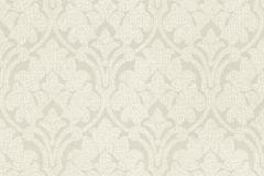 085098 cikkszámú tapéta.Barokk-klasszikus,valódi textil,bézs-drapp,vajszín,vlies tapéta