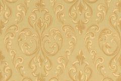 085111 cikkszámú tapéta.Barokk-klasszikus,valódi textil,arany,vlies tapéta