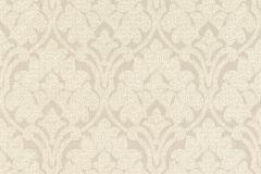085128 cikkszámú tapéta.Barokk-klasszikus,valódi textil,bézs-drapp,vajszín,vlies tapéta