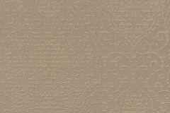 085203 cikkszámú tapéta.Barokk-klasszikus,valódi textil,bézs-drapp,vajszín,vlies tapéta