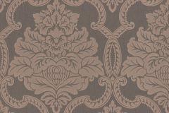 085265 cikkszámú tapéta.Barokk-klasszikus,valódi textil,barna,bézs-drapp,vlies tapéta