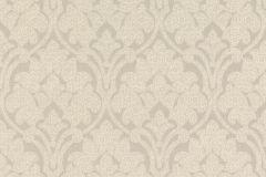 085289 cikkszámú tapéta.Barokk-klasszikus,valódi textil,bézs-drapp,vajszín,vlies tapéta