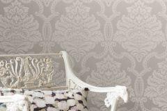 085319 cikkszámú tapéta.Barokk-klasszikus,valódi textil,bézs-drapp,vajszín,vlies tapéta