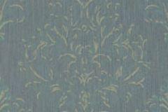 073392 cikkszámú tapéta.Természeti mintás,kék,sárga,vlies  tapéta