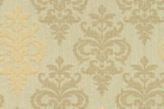 073422 cikkszámú tapéta.Természeti mintás,barna,sárga,zöld,vlies  tapéta
